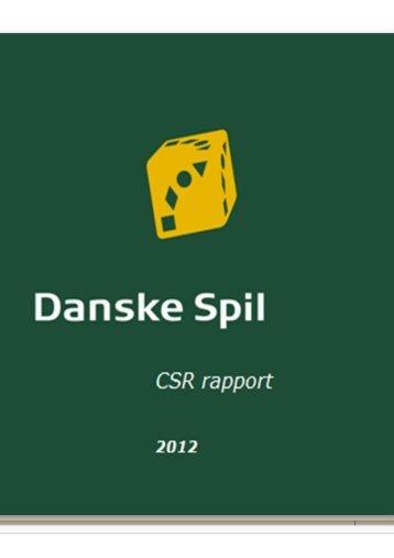 Se PDF - Danske Spil