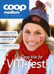 Coop klar for VM-fest - Coop Norge
