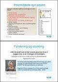 Ventilasjon - Norges Bygg- og Eiendomsforening - Page 5
