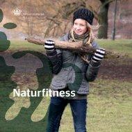 Lærerintroduktion - hæfte med naturfitness - Naturstyrelsen