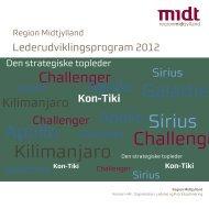 Læs mere om programmet i Lederudviklingsprogram 2012. - Region ...