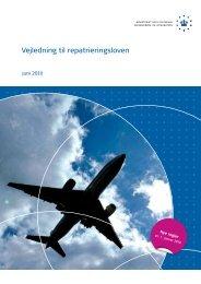 Vejledning til repatrieringsloven - Social