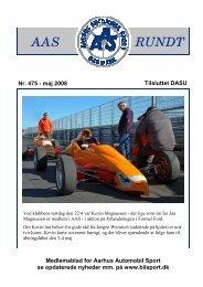 AAS RUNDT - Aarhus Automobil Sport