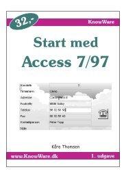 Start med Access 7-97.pdf
