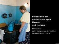 Billedserie om Andelslandsbyen Nyvang ved Holbæk