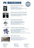pdf STOR - Prof - produktoversig - DK - 110111 - PE Maskiner - Page 2