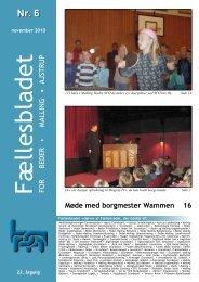 2 Nummer 6/2010 - Lokal Hukommelse