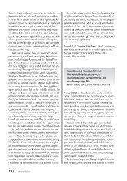 Mangfoldighedsledelse – om mangfoldighed i ... - Nyt om Arbejdsliv