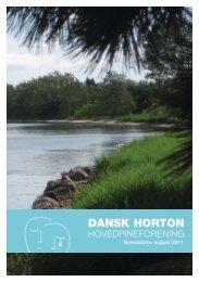 Aug 2011 - Dansk Horton Hovedpine Forening