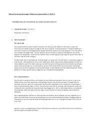 Referat fra bestyrelsesmøde i Odsherred svømmeklub, d. 23/8-11