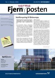 Læs nyhedsbrevet her - Grundfos