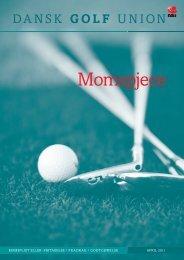 Momspjece - Dansk Golf Union