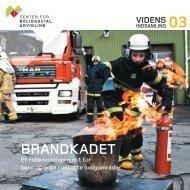 Projekt Brandkadet - Center for boligsocial udvikling