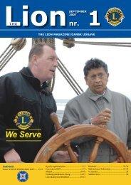 We Serve - Lions Danmark