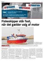TEMA Nybygning, Ombygning og Reparation - Fiskeri Tidende