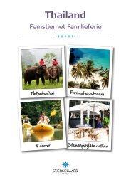 Thailand - Stjernegaard Rejser