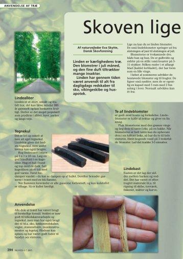 Skoven lige - Dansk Skovforening