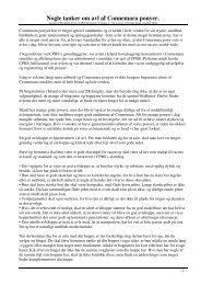 Nogle tanker om avl af Connemara ponyer. - Skatholm Connemara