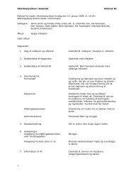Aktivbestyrelsen i Askerød Referat 49 Referat fra møde i ...