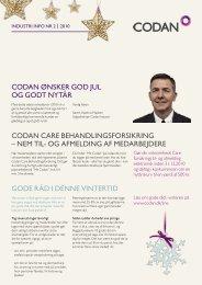 Industri - Codan Forsikring A/S