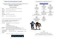 programmet - Ledøje-Smørum Fodbold