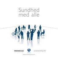 Sundhed med alle - Fredericia Kommune