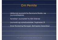 3F nyhedsbreve_speciale_14_05_13_Pernille ... - Danske Medier