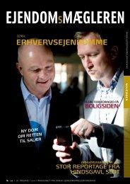 Udgave 7, november måned, 2011 - Dansk Ejendomsmæglerforening