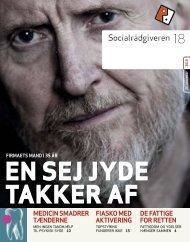 Socialrådgiveren nr. 18-2010 - Dansk Socialrådgiverforening