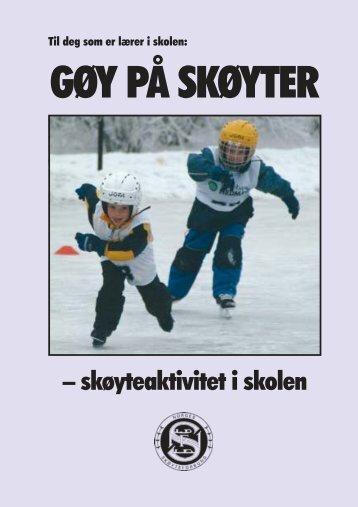 GØY PÅ SKØYTER - Norges Skøyteforbund