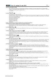 Uge 12, onsdag 21. mar 2012 - DR
