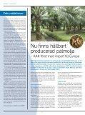 Ekologiskt för framtiden Invigning av ny fabrik för InFat ... - AAK - Page 2