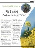 Ekologiskt för framtiden Invigning av ny fabrik för InFat ... - AAK - Page 3