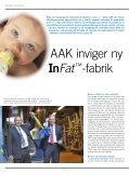 Ekologiskt för framtiden Invigning av ny fabrik för InFat ... - AAK - Page 6