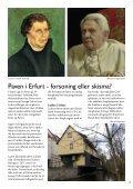 Læs om Martin Luthers tid i Erfurt og pavebesøget i ... - Det Enkle Liv - Page 3