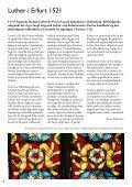 Læs om Martin Luthers tid i Erfurt og pavebesøget i ... - Det Enkle Liv - Page 6