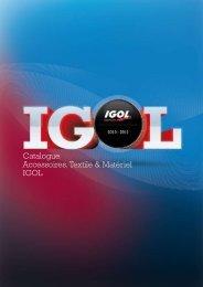 textile & objet - Igol