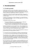 Frokostordninger i daginstitutionerne - Københavns Madhus - Page 7