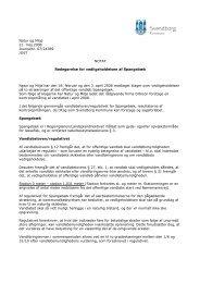 Svendborg Kommune - PolitikerWeb