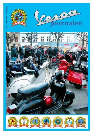 journalen - Vespa Klub Danmark