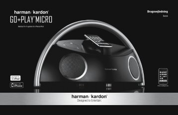 GO+PLAY™MicrO - Harman Kardon