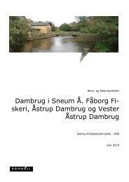 SAB - Fåborg, Åstrup, Vester Åstrup