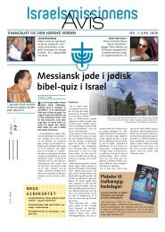 03/2008 - Israelsmissionen