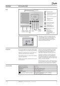 ECL Comfort 200 230 V vekselstrøm og 24 V ... - Danfoss Varme - Page 3