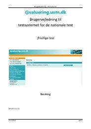 Den fulde vejledning til De Nationale Test