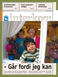 Lykkelig skilsmisse Flere psykiatri- boliger ... - Tromsø kommune