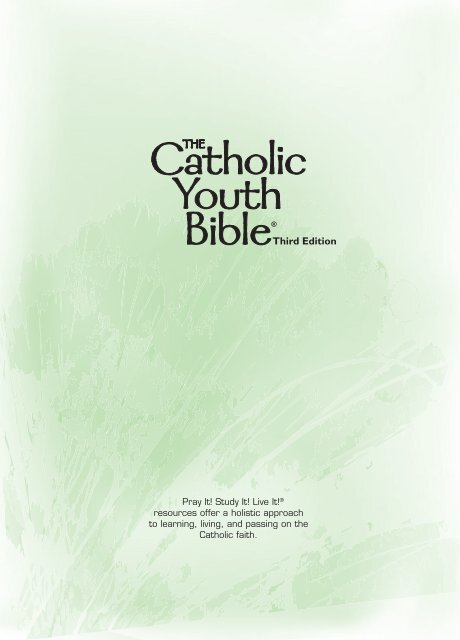 To Look Inside PDF Discount Bible