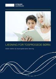 LÆSNING FOR TOSPROGEDE BØRN - Struer kommune
