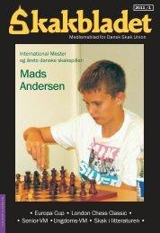 Mads Andersen - Dansk Skak Union