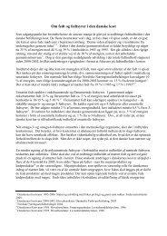 Om fedt og fedtsyrer i den danske kost pdf - Alt om kost